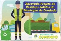 Aprovado Projeto de Lei de Resíduos Sólidos